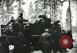 Image of German soldiers Finland, 1942, second 52 stock footage video 65675062712