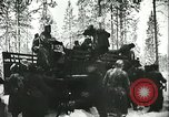 Image of German soldiers Finland, 1942, second 53 stock footage video 65675062712