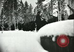 Image of German soldiers Finland, 1942, second 58 stock footage video 65675062712