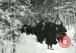 Image of German soldiers Finland, 1942, second 59 stock footage video 65675062712