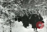 Image of German soldiers Finland, 1942, second 60 stock footage video 65675062712