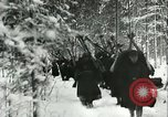 Image of German soldiers Finland, 1942, second 61 stock footage video 65675062712