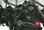 Image of German soldiers Finland, 1942, second 62 stock footage video 65675062712