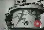 Image of German U-boats returning home Saint Nazaire France, 1942, second 24 stock footage video 65675062713