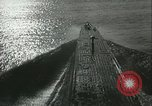 Image of German U-boats returning home Saint Nazaire France, 1942, second 28 stock footage video 65675062713