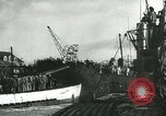 Image of German U-boats returning home Saint Nazaire France, 1942, second 56 stock footage video 65675062713