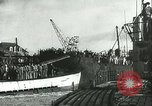 Image of German U-boats returning home Saint Nazaire France, 1942, second 57 stock footage video 65675062713