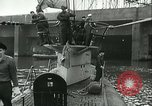 Image of German submarine on patrol Atlantic Ocean, 1942, second 6 stock footage video 65675062714