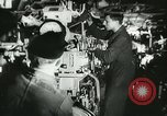 Image of German submarine on patrol Atlantic Ocean, 1942, second 14 stock footage video 65675062714