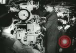 Image of German submarine on patrol Atlantic Ocean, 1942, second 16 stock footage video 65675062714