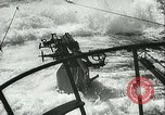 Image of German submarine on patrol Atlantic Ocean, 1942, second 28 stock footage video 65675062714