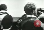 Image of German submarine on patrol Atlantic Ocean, 1942, second 38 stock footage video 65675062714
