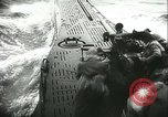Image of German submarine on patrol Atlantic Ocean, 1942, second 41 stock footage video 65675062714