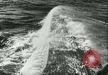 Image of German submarine on patrol Atlantic Ocean, 1942, second 59 stock footage video 65675062714