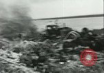 Image of German soldiers at the River Don Russia, 1942, second 34 stock footage video 65675062716