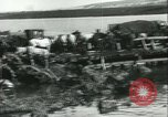 Image of German soldiers at the River Don Russia, 1942, second 39 stock footage video 65675062716