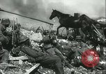 Image of German soldiers at the River Don Russia, 1942, second 49 stock footage video 65675062716