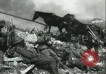 Image of German soldiers at the River Don Russia, 1942, second 50 stock footage video 65675062716