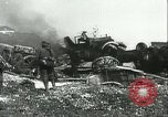Image of German soldiers at the River Don Russia, 1942, second 54 stock footage video 65675062716