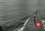 Image of German sailors aboard a U-boat off North America Saint Lawrence River North America, 1942, second 22 stock footage video 65675062717