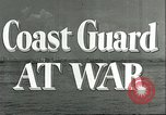 Image of United States Coast Guards United States USA, 1945, second 12 stock footage video 65675062720