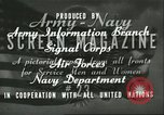 Image of United States Coast Guard United States USA, 1944, second 10 stock footage video 65675062727