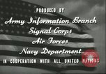 Image of United States Coast Guard United States USA, 1944, second 11 stock footage video 65675062727