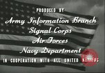 Image of United States Coast Guard United States USA, 1944, second 13 stock footage video 65675062727