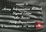 Image of United States Coast Guard United States USA, 1944, second 16 stock footage video 65675062727