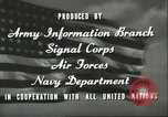 Image of United States Coast Guard United States USA, 1944, second 17 stock footage video 65675062727