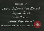 Image of United States Coast Guard United States USA, 1944, second 20 stock footage video 65675062727