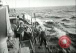 Image of United States Coast Guard Atlantic Ocean, 1943, second 18 stock footage video 65675062731