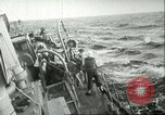 Image of United States Coast Guard Atlantic Ocean, 1943, second 19 stock footage video 65675062731