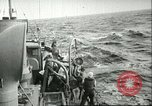 Image of United States Coast Guard Atlantic Ocean, 1943, second 21 stock footage video 65675062731