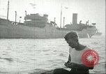 Image of United States Coast Guard Atlantic Ocean, 1943, second 54 stock footage video 65675062731