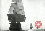 Image of Merchant Marine tall sailing clipper ships United States USA, 1942, second 29 stock footage video 65675062734