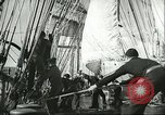 Image of Merchant Marine tall sailing clipper ships United States USA, 1942, second 45 stock footage video 65675062734