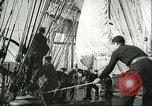 Image of Merchant Marine tall sailing clipper ships United States USA, 1942, second 49 stock footage video 65675062734