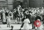 Image of dignitary Europe, 1942, second 15 stock footage video 65675062741