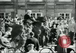 Image of dignitary Europe, 1942, second 21 stock footage video 65675062741