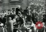Image of dignitary Europe, 1942, second 23 stock footage video 65675062741