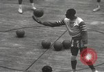 Image of basketball match New York United States USA, 1950, second 26 stock footage video 65675062747