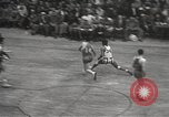 Image of basketball match New York United States USA, 1950, second 46 stock footage video 65675062747