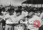 Image of Boston Red Sox Spring training Florida United States USA, 1950, second 3 stock footage video 65675062749