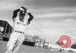 Image of Boston Red Sox Spring training Florida United States USA, 1950, second 17 stock footage video 65675062749