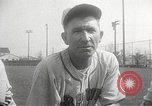 Image of St Louis Browns baseball team at spring training United States USA, 1950, second 10 stock footage video 65675062752