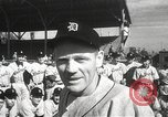 Image of Detroit Tigers baseball team Florida United States USA, 1950, second 7 stock footage video 65675062754