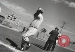 Image of Detroit Tigers baseball team Florida United States USA, 1950, second 14 stock footage video 65675062754
