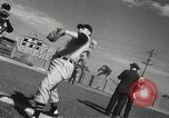 Image of Detroit Tigers baseball team Florida United States USA, 1950, second 15 stock footage video 65675062754