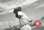 Image of Detroit Tigers baseball team Florida United States USA, 1950, second 18 stock footage video 65675062754